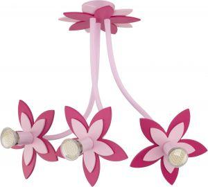 FLOWERS PINK III plafon 6894