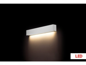 STRAIGHT WALL LED white S 9610