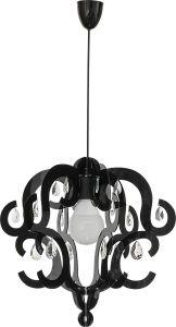 Lampy oświetlenie Nowodvorski - KATERINA black zwis 5211