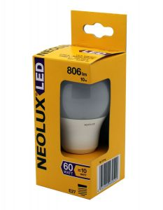 NEOLUX LED 10w E27 CLA10W/827
