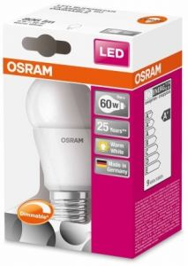 LED DO ŚCIEMNIACZA 9W E27 DIMMABLE