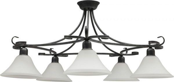 Lampy oświetlenie Nowodvorski - FLORES V plafon 3528