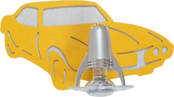 Lampy oświetlenie Nowodvorski - AUTO YELLOW kinkiet 4051