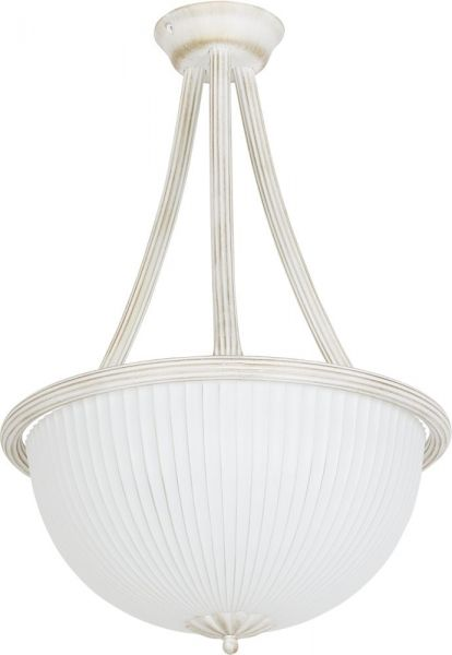 Lampy oświetlenie Nowodvorski - BARON white III plafon 5994
