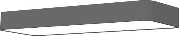 Lampy oświetlenie Nowodvorski - SOFT graphite 60 x 22 kinkiet 7011
