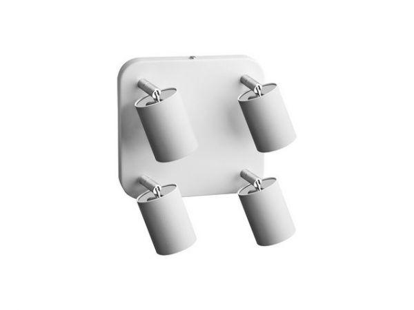 Lampy oświetlenie Nowodvorski - EYE SPOT white 4 6017