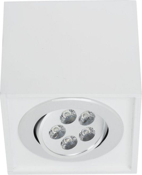 Lampy oświetlenie Nowodvorski - BOX LED white 6415