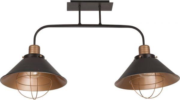 Lampy oświetlenie Nowodvorski - GARRET 2 plafon 6445