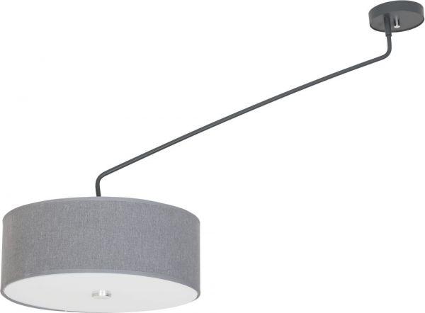 Lampy oświetlenie Nowodvorski - HAWK grey plafon 6540