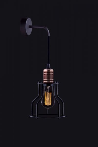 Lampy oświetlenie Nowodvorski - WORKSHOP kinkiet B 6606