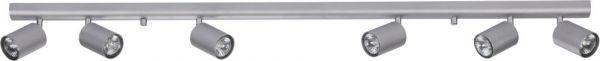 Lampy oświetlenie Nowodvorski - EYE SPOT silver 6 6608