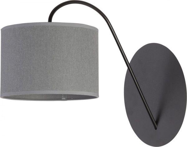 Lampy oświetlenie Nowodvorski - ALICE gray I kinkiet 6813