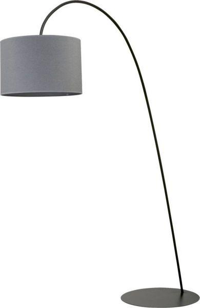Lampy oświetlenie Nowodvorski - ALICE gray podłogowa 6818