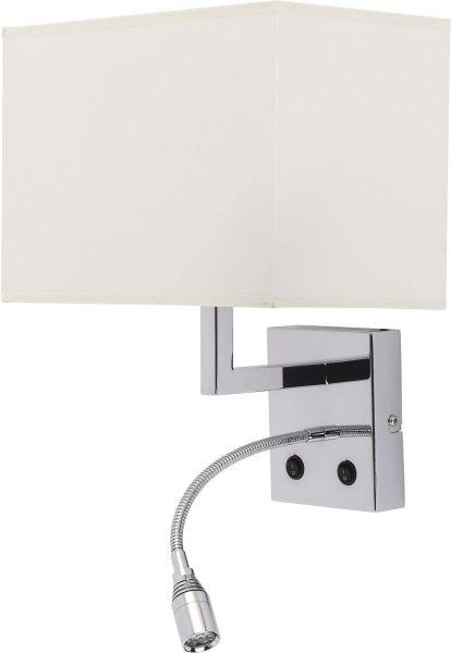 Lampy oświetlenie Nowodvorski - HOTEL I kinkiet LED 6800