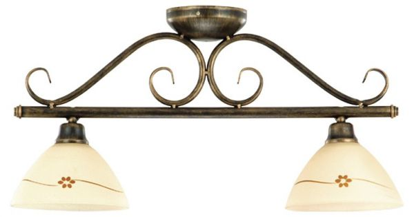Lampy oświetlenie Nowodvorski - JULIA II plafon 694