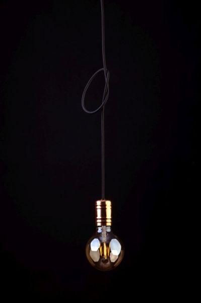 Lampy oświetlenie Nowodvorski - CABLE black-copper I 9747