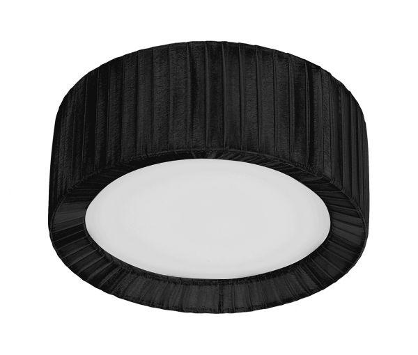 Lampy oświetlenie Nowodvorski - ALEHANDRO black 25 5346