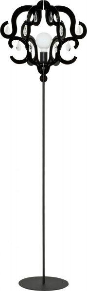 Lampy oświetlenie Nowodvorski - KATERINA black podłogowa 5212