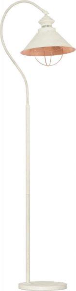 Lampy oświetlenie Nowodvorski - LOFT antique ecru podłogowa 5052