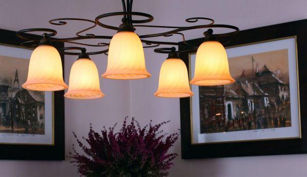 Lampy oświetlenie Nowodvorski - PARIS V plafon 3642